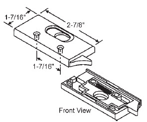 Tilt Latches and Tube Window Balances