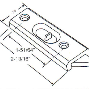 Tilt Latches and Tube Balances